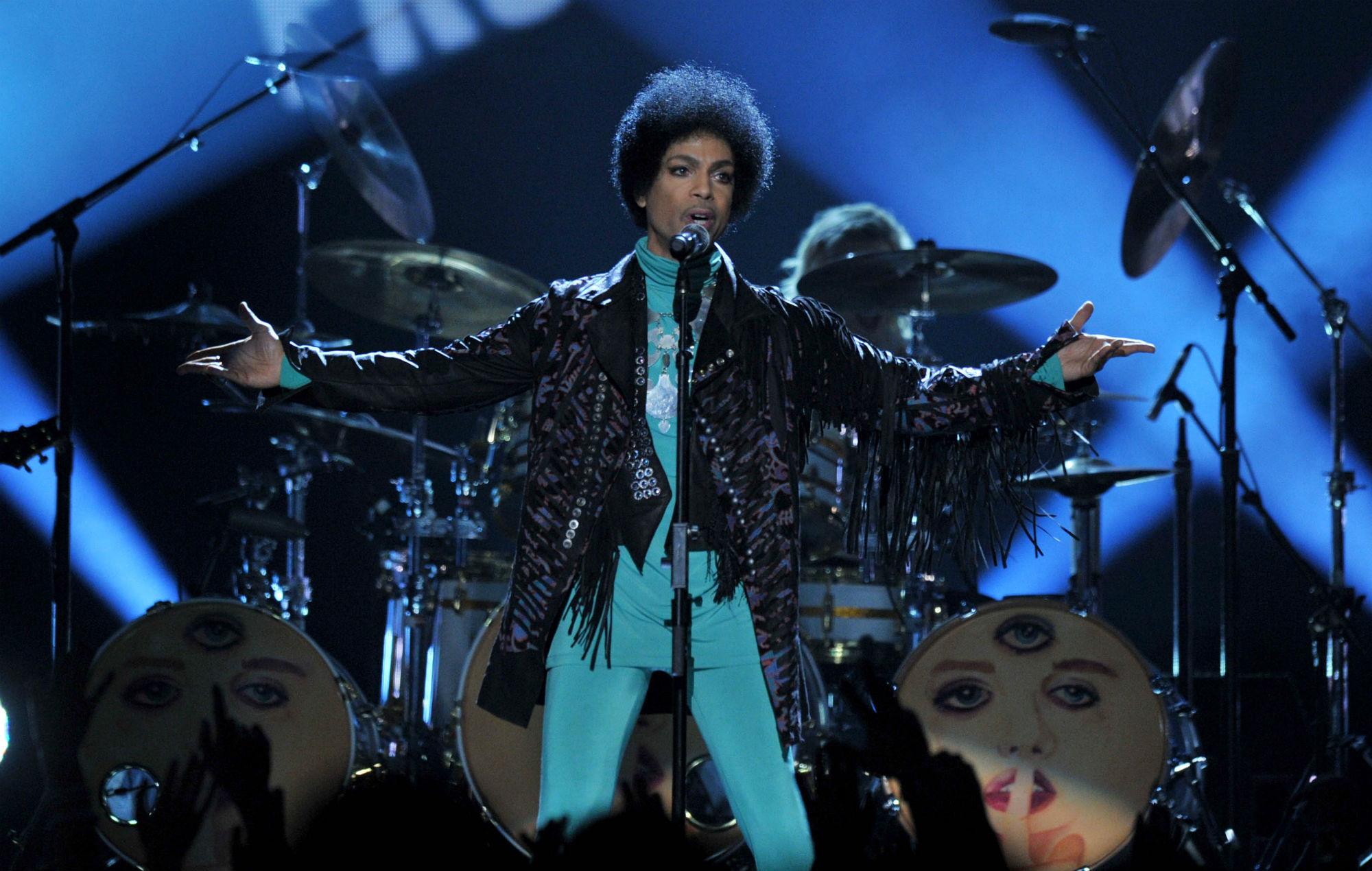 Prince's estate to release 'Originals' album of unreleased demos