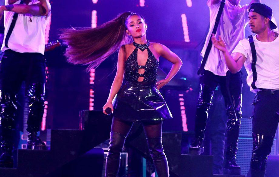 Ariana Grande makes chart history with 'Thank U, Next'