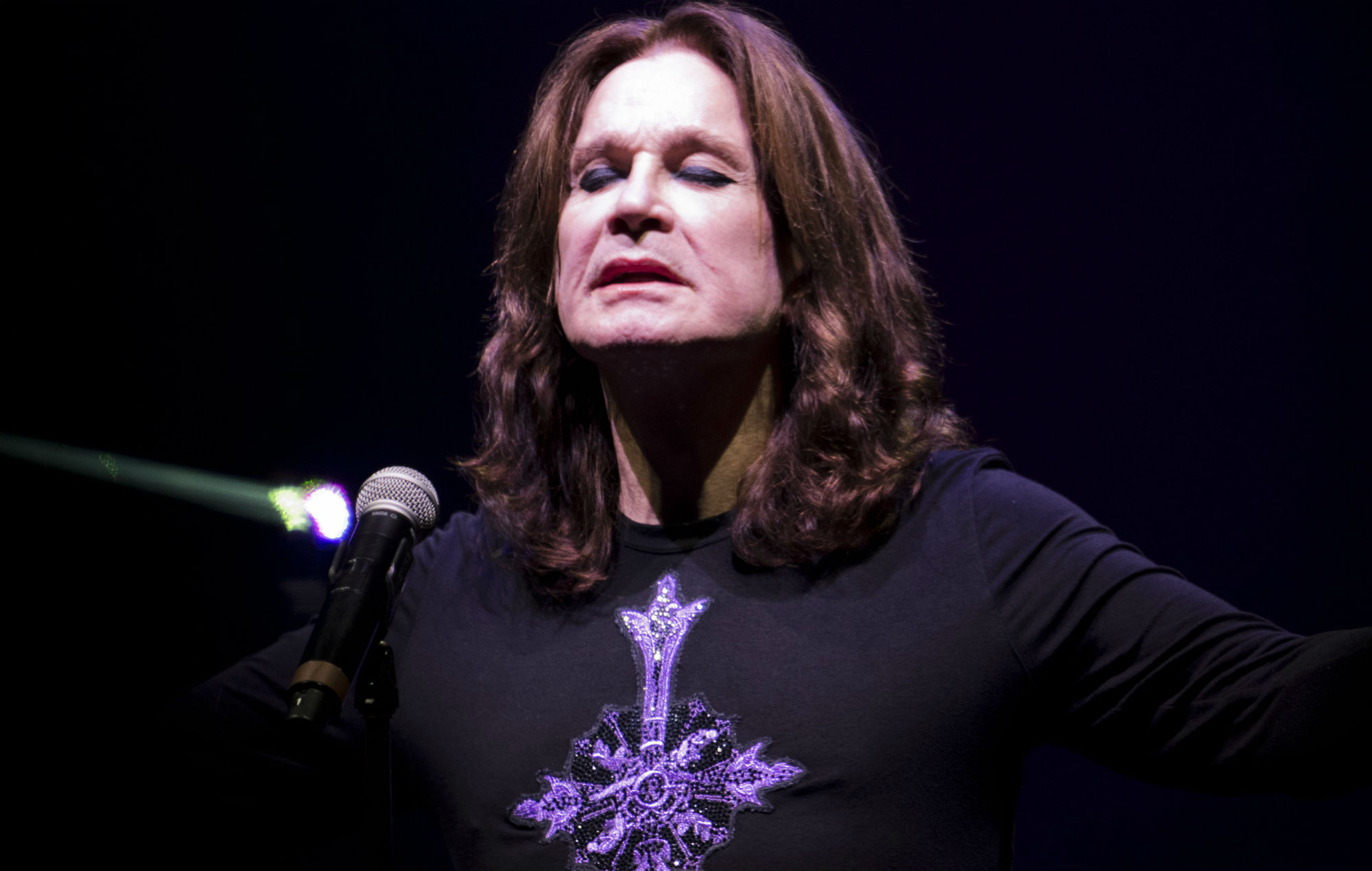 Ozzy Osbourne hospitalised due to complications from flu