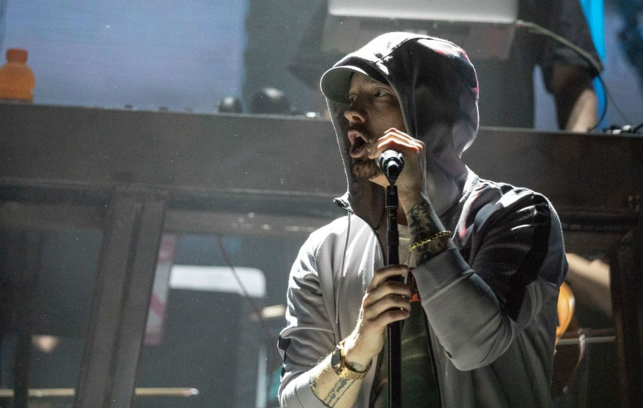 Eminem has challenged that comedian who does an awesome impression of him to a rap battle