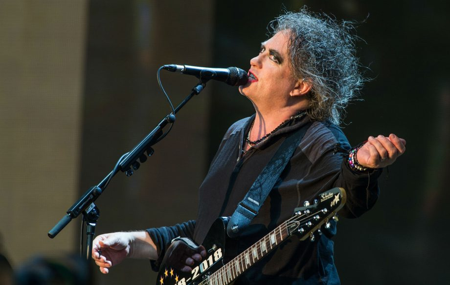 The Cure announce huge shows to celebrate the 30th anniversary of 'Disintegration'