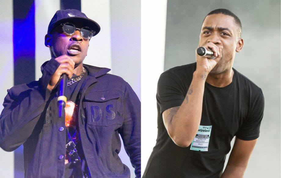 Skepta disses Wiley in new track 'Wish You Were Here'
