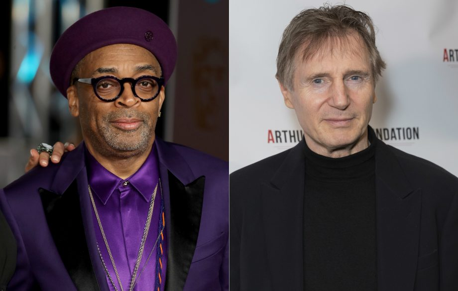 Spike Lee speaks out on Liam Neeson's rape revenge comments: 'I don