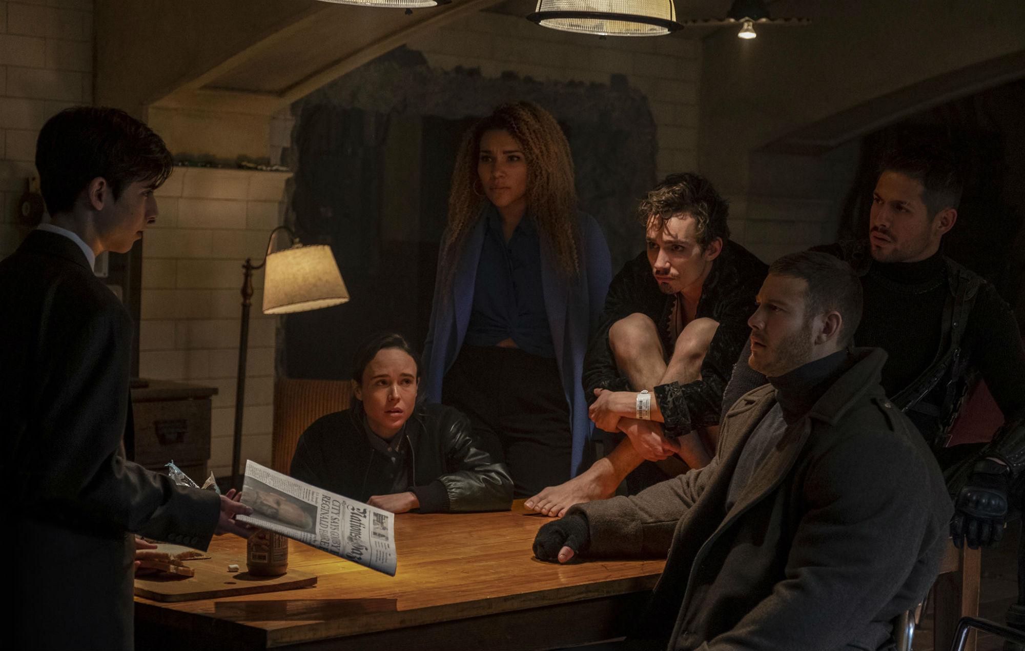 'The Umbrella Academy' season 2 is coming soon, Netflix teases