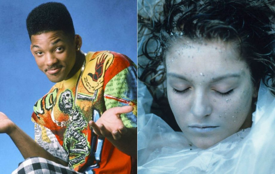 Someone has created a seriously emotional mash-up of 'Twin Peaks' and 'The Fresh Prince of Bel Air'