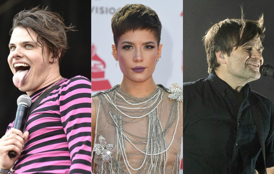 Watch Halsey and Yungblud cover Death Cab For Cutie's 'I Will Follow You Into The Dark'