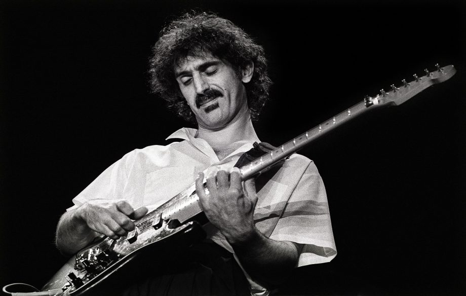 Take a look at the new Frank Zappa hologram