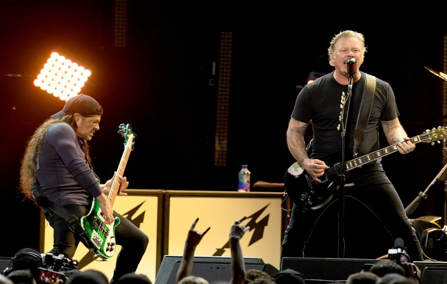 Metallica promise fans their next album will be here a lot sooner than the last two