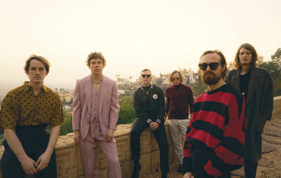 Listen To Cage The Elephant S Agitated New Song House Of