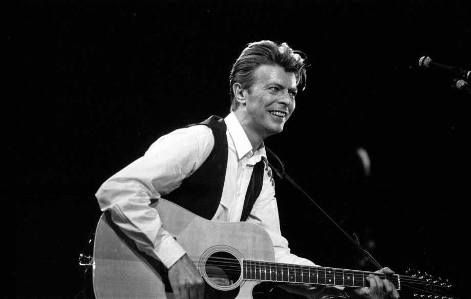 David Bowie's celebrated VH1 Storytellers live album is getting a vinyl release