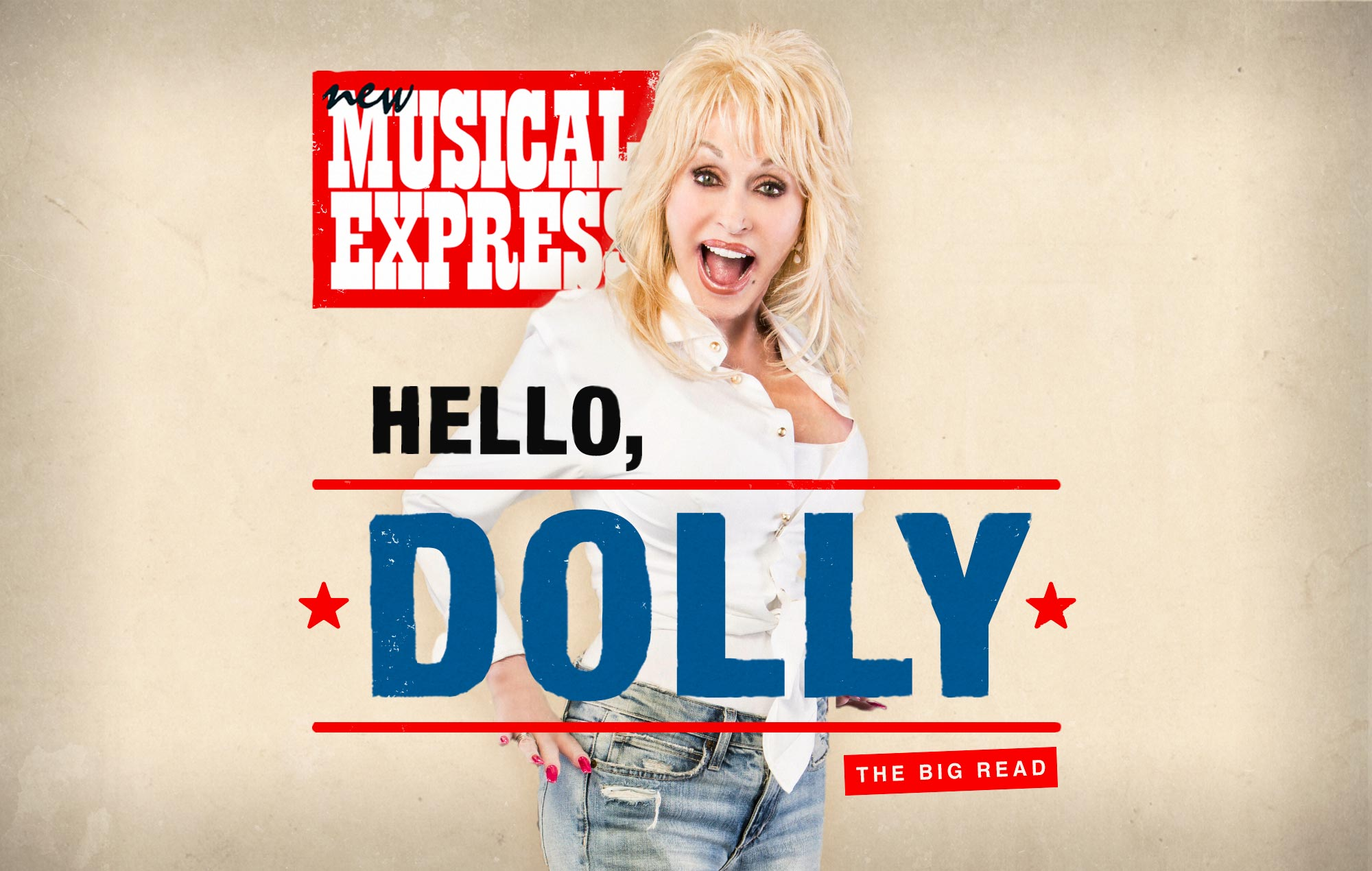 """The Big Read – Dolly Parton: """"I take care of business"""""""