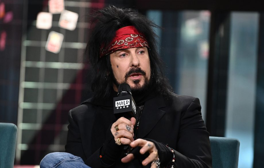 Nikki Sixx apologises for 'The Dirt' rape story: