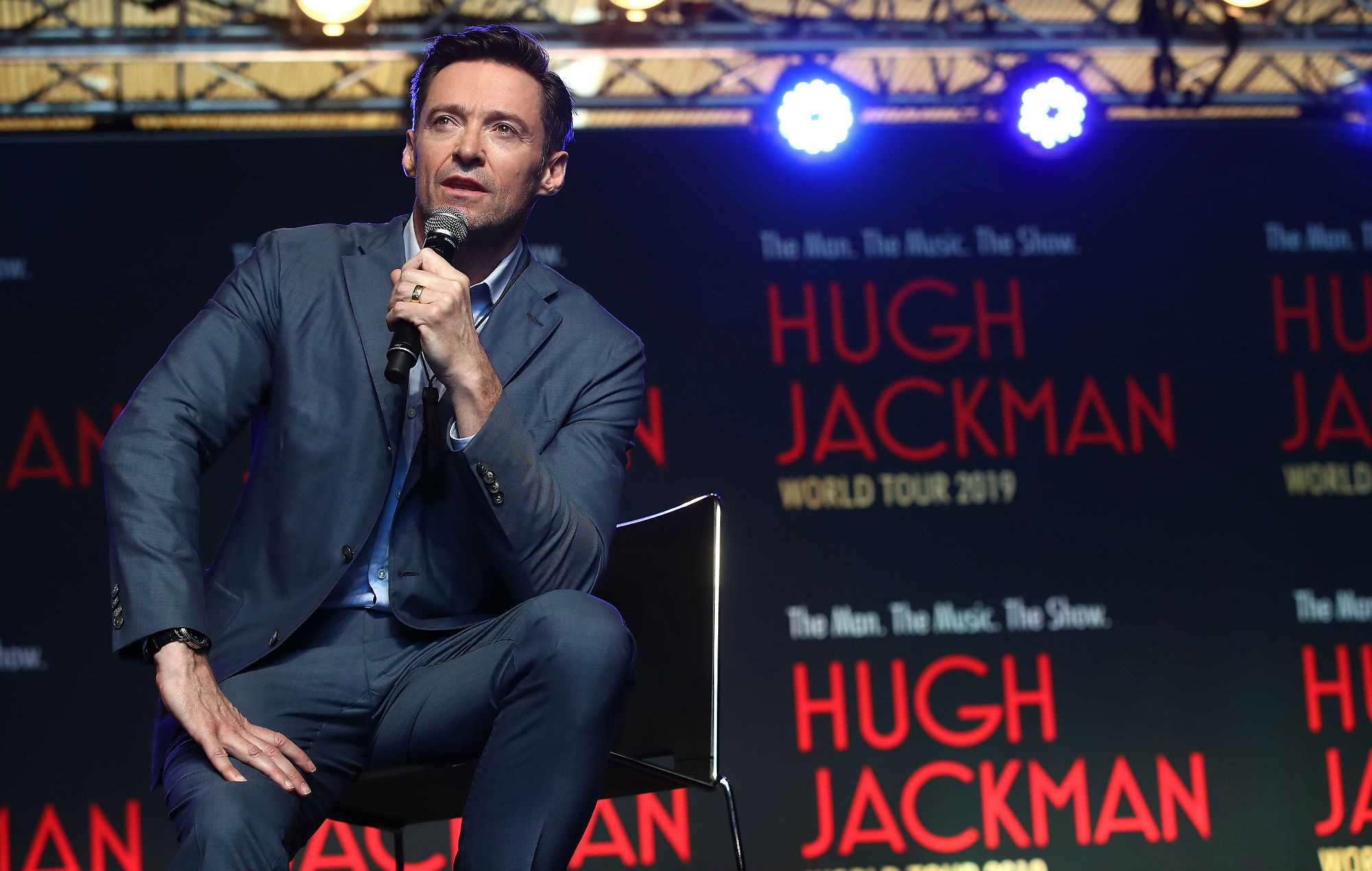 """Hugh Jackman on what """"surprises"""" to expect from his ..."""