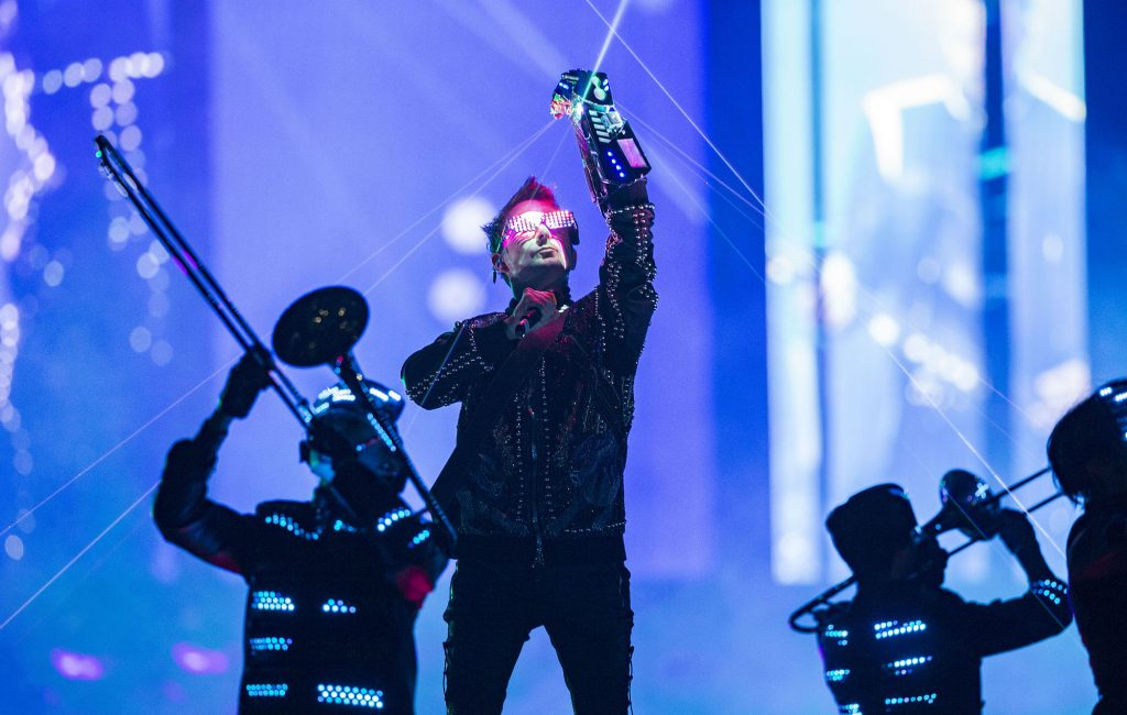 Muse 2019 UK tour support acts announced