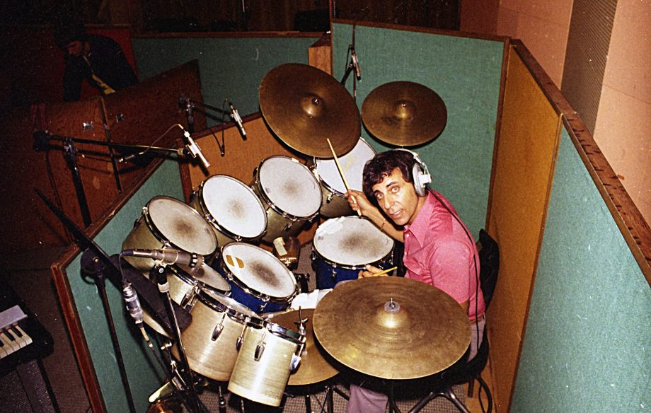 Brian Wilson, Ringo Starr pay tribute to Wrecking Crew drummer Hal Blaine who has died aged 90