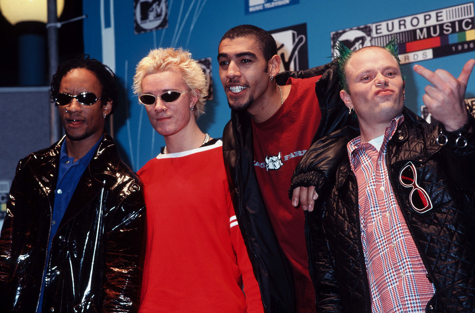 The Prodigy's 'Firestarter': Behind-the-scenes on the iconic video shoot