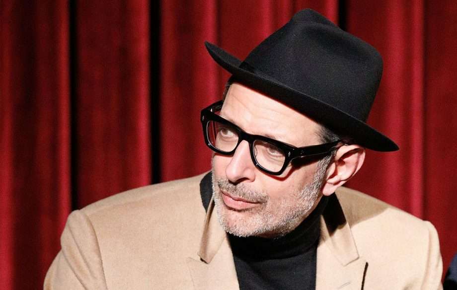 It looks like Jeff Goldblum could be playing Glastonbury 2019…