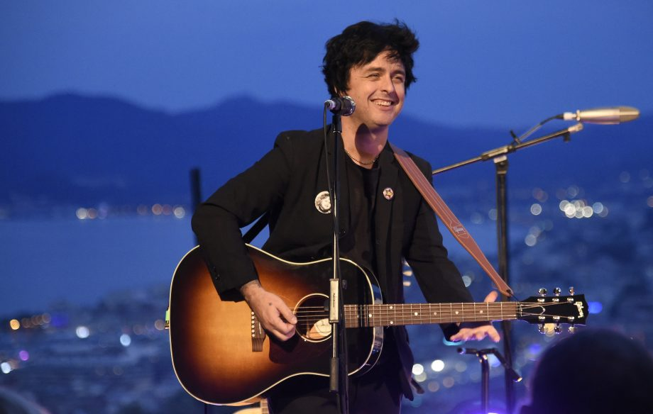 Watch Green Day S Billie Joe Armstrong Play With Punk Band