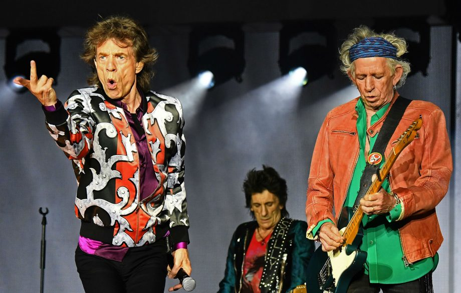 Watch The Rolling Stones perform 'Harlem Shuffle' for first time in almost 30 years