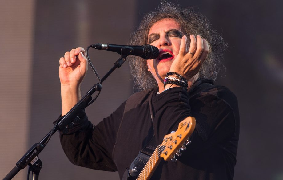 Robert Smith says The Cure have finished their new album