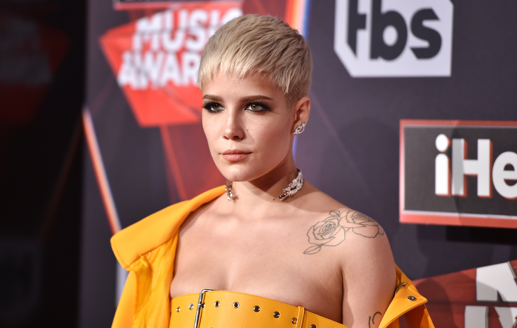 "Halsey says she's ""very honoured"" to play Woodstock 50 ..."