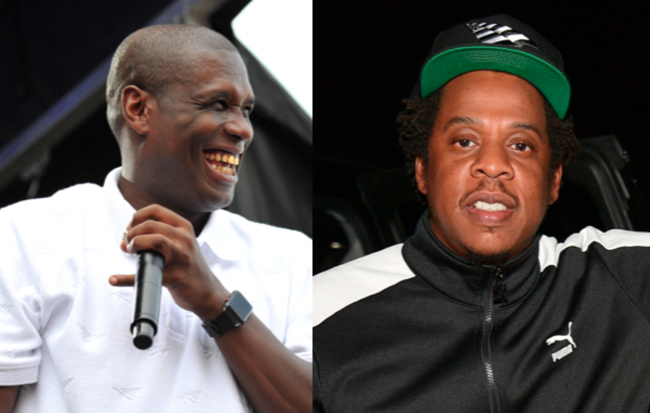 Jay Electronica hints joint project with Jay-Z might be on the way