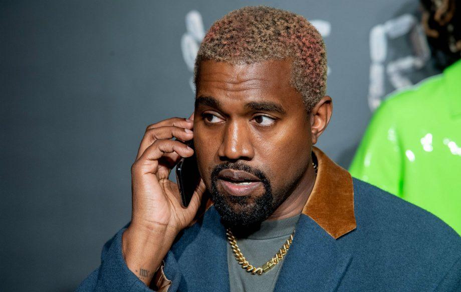 Kanye contract