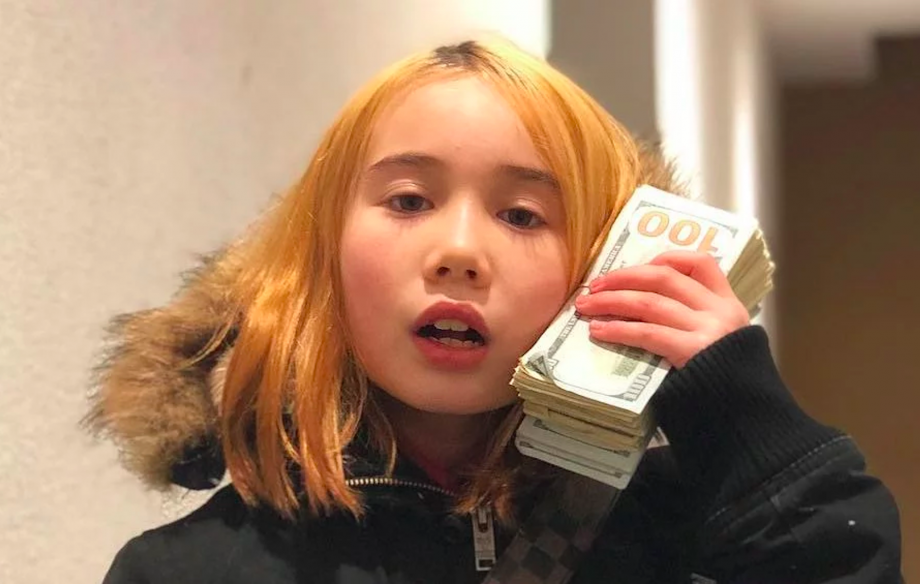 Lil Tay found fame as a child grotesquely spoofing rap