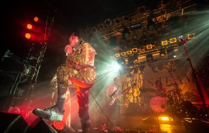Sports Team showcase their chaotic and cheeky charm at riotous Electric Ballroom sell-out