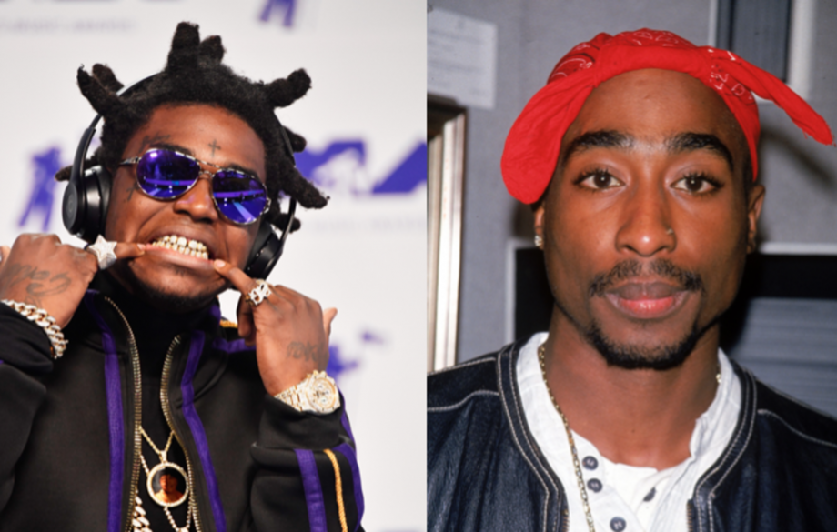 Kodak Black tells fans they should put him in the same category as Nas, The Notorious B.I.G. and 2Pac