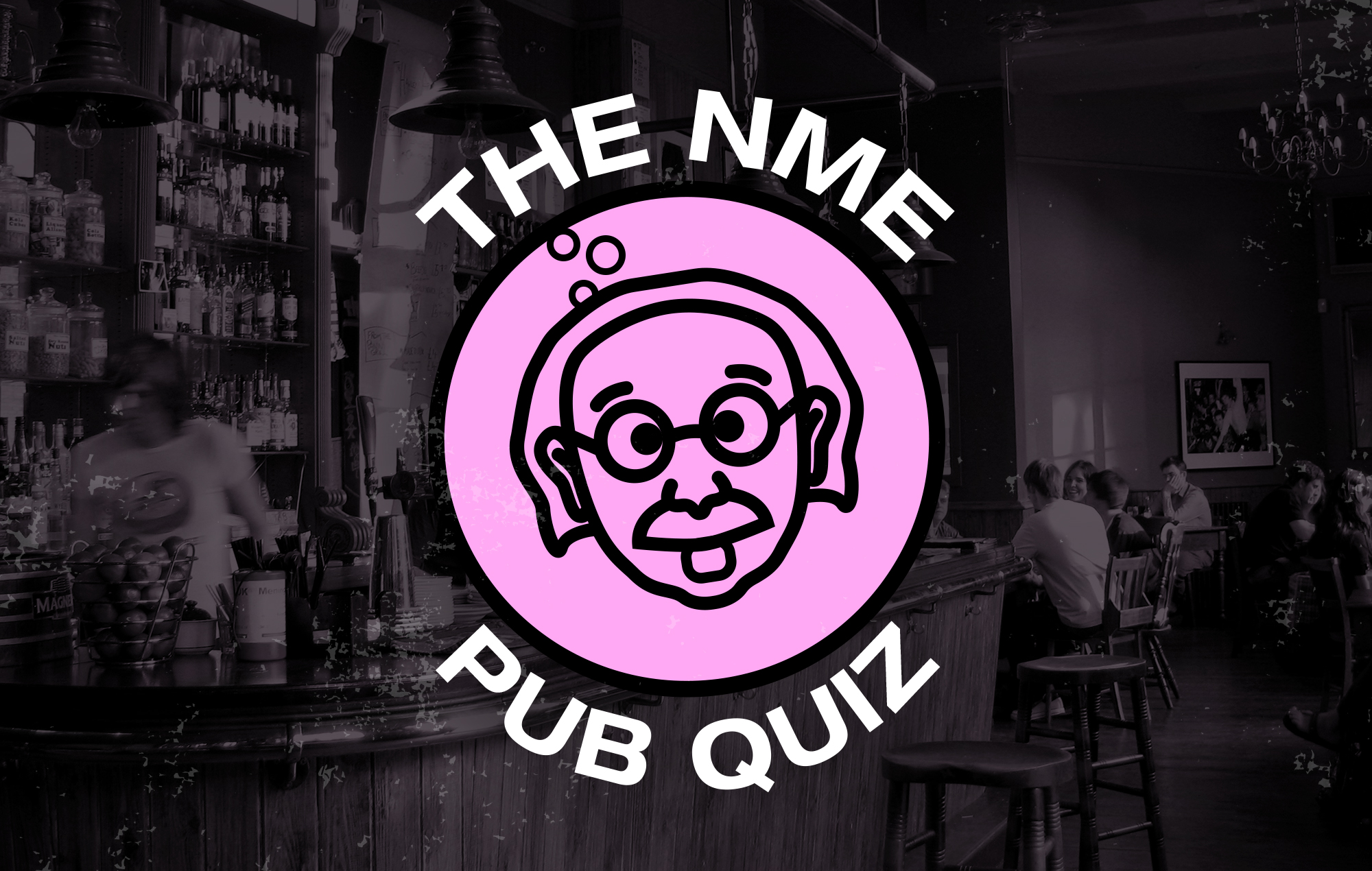 The NME No-Prize Pub Quiz – week two, and it's a rollover