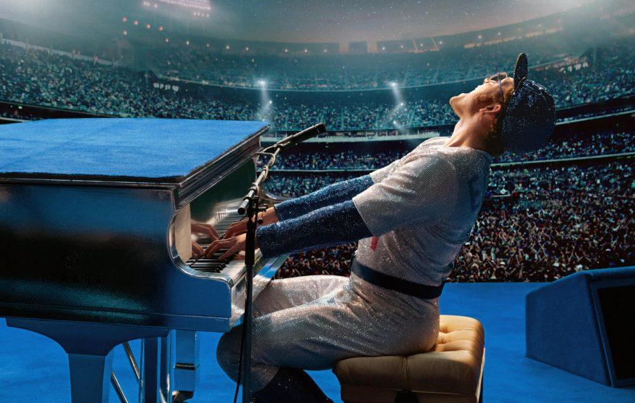 "Taron Egerton says Elton John let him make the musician ""look ugly"" in 'Rocketman' biopic"