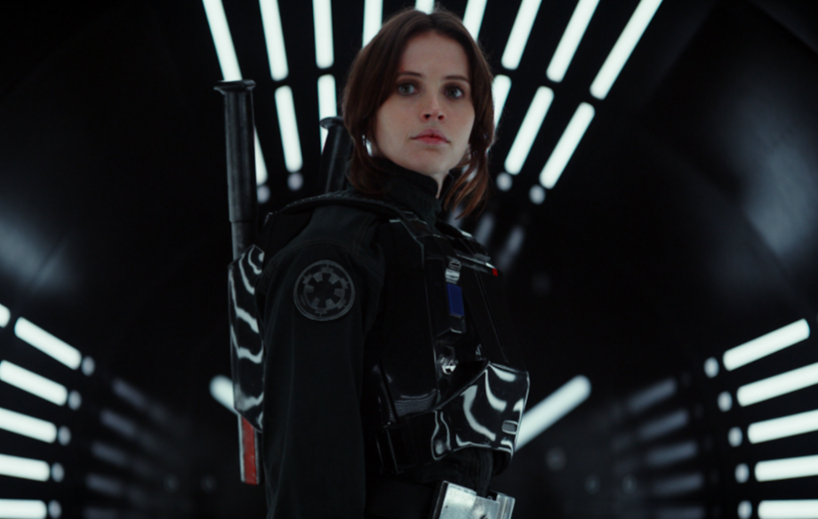 'Rogue One: A Star Wars Story' originally had a happy ending
