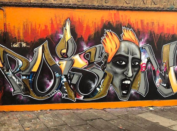 The Very Best Keith Flint Mural Tributes And Where To Find Them