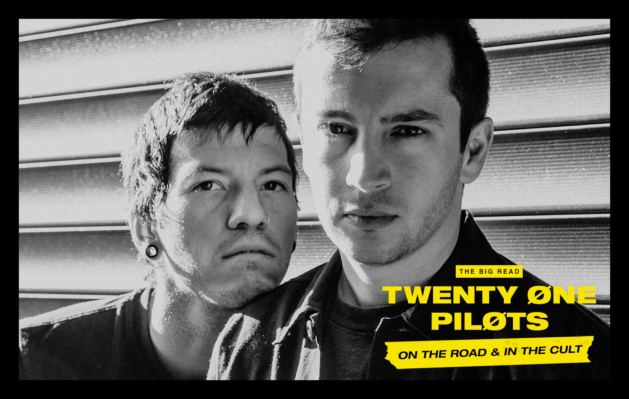 Twenty One Pilots Interview: