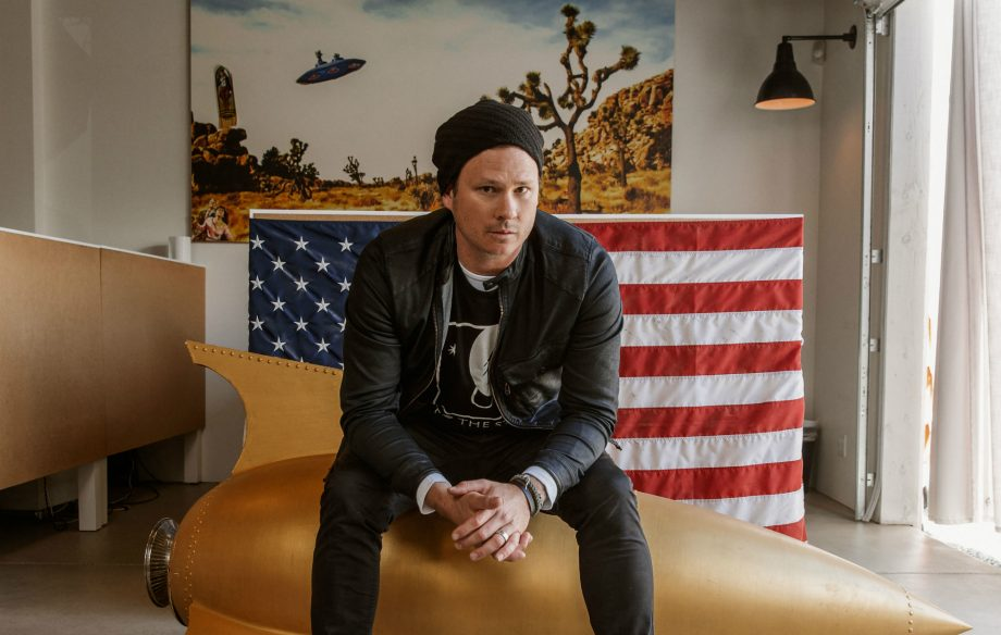 """Tom DeLonge to """"expose new evidence about UFOs"""" in new History Channel series"""