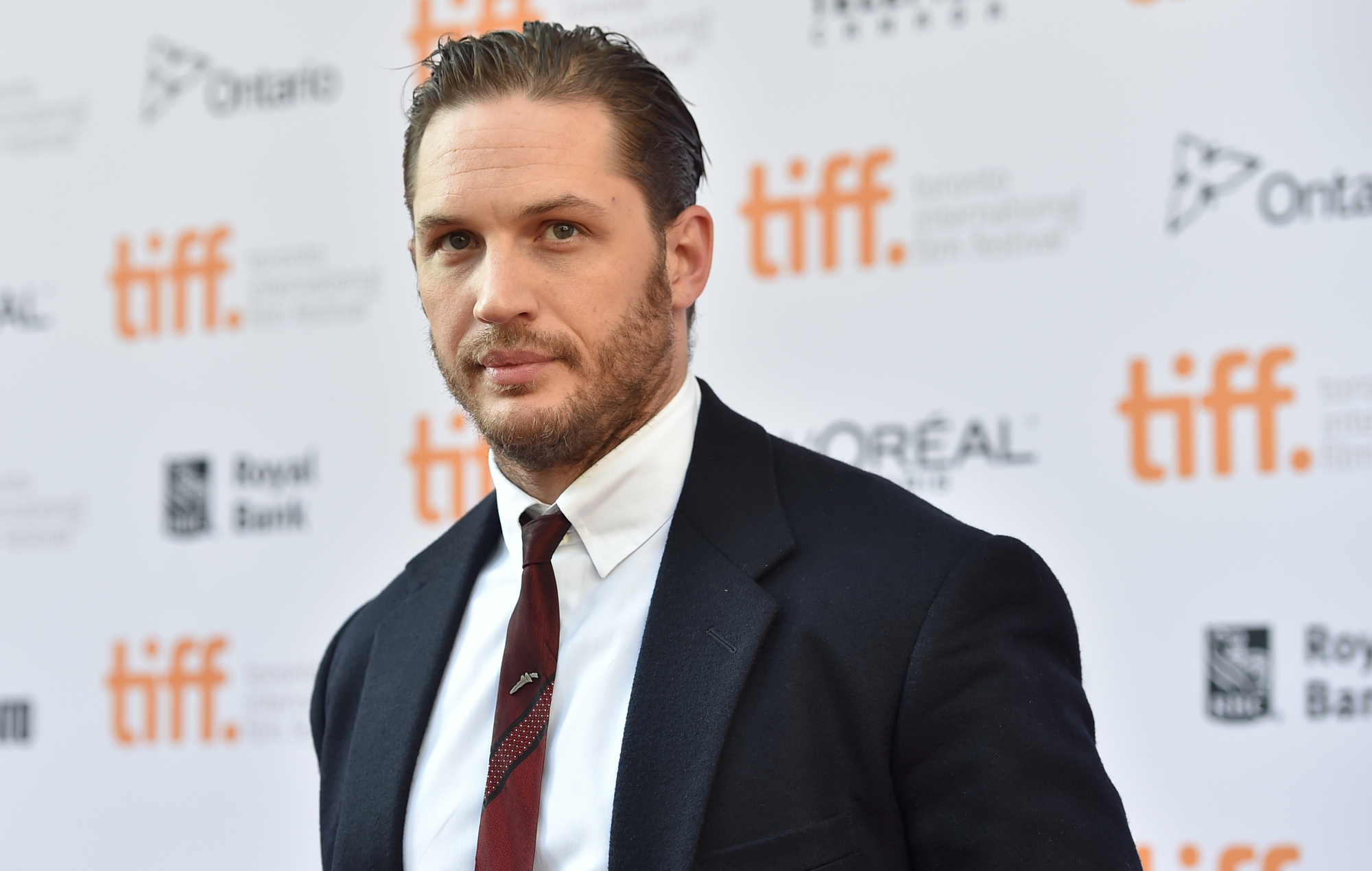 New images of Tom Hardy as Al Capone from set of 'Fonzo ...