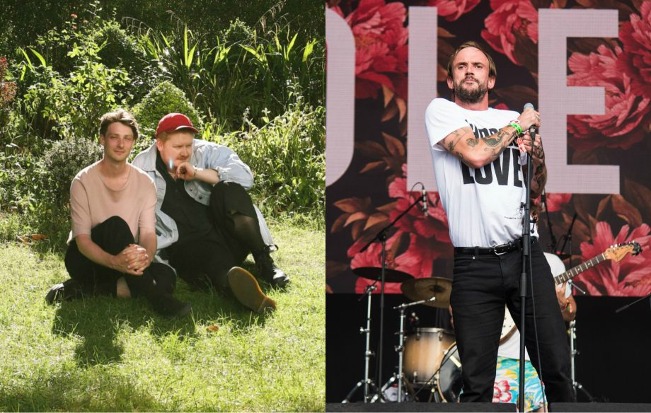 Watch IDLES pay tribute to Her's with live cover of 'Harvey'