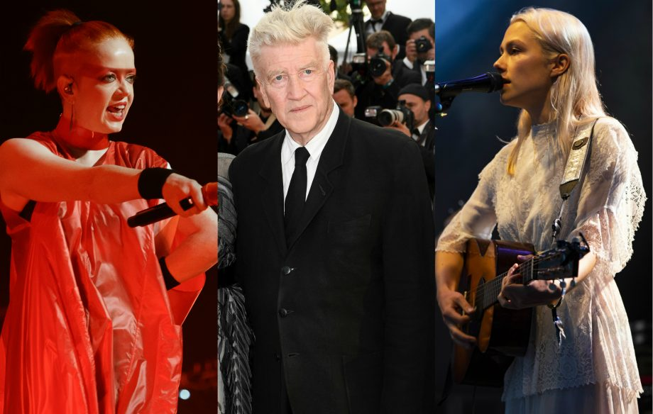 Garbage, Phoebe Bridgers and more to perform at David Lynch's Festival Of Disruption shows