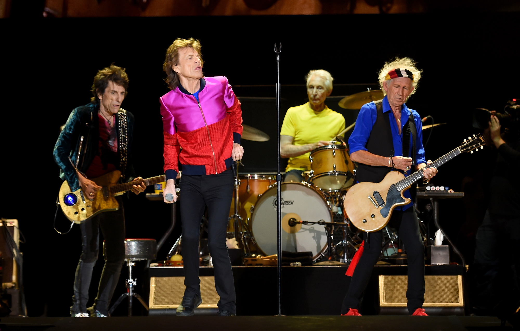 Rolling Stones forced to postpone tour due to Mick Jagger