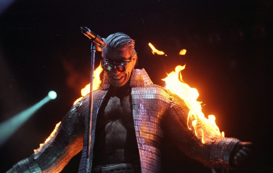 Rammstein share artwork and tracklist for upcoming album release
