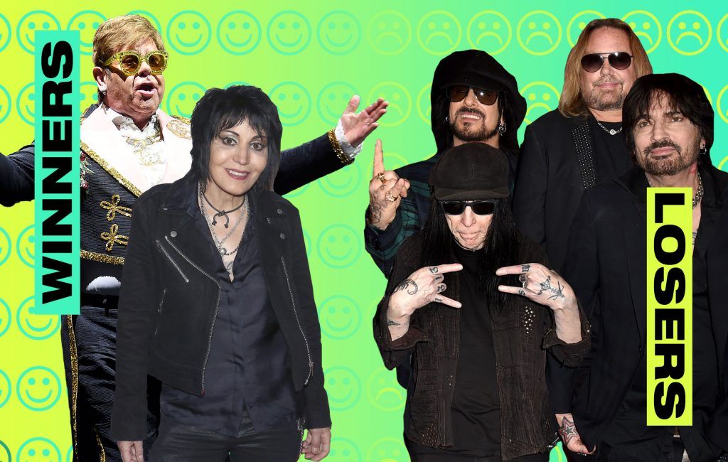 5a678fbb2d5 The Week's Winners And Losers: Elton John gets X-rated and Joan Jett ...