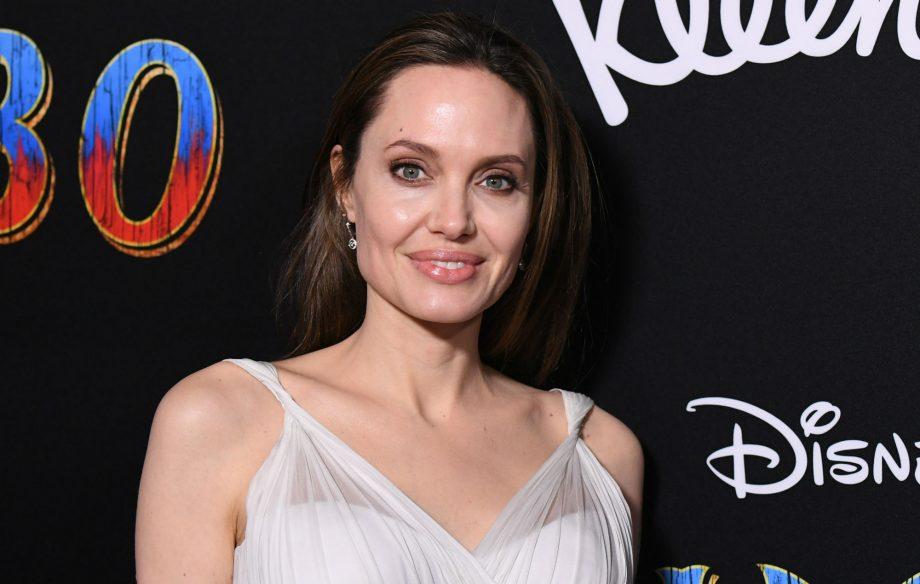 "Angelina Jolie ""in negotiations"" to make her Marvel debut in 'The Eternals'"