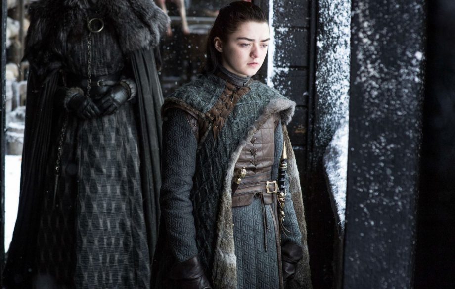 Bookmaker Slashes Odds On Arya Stark S Fate In Game Of Thrones