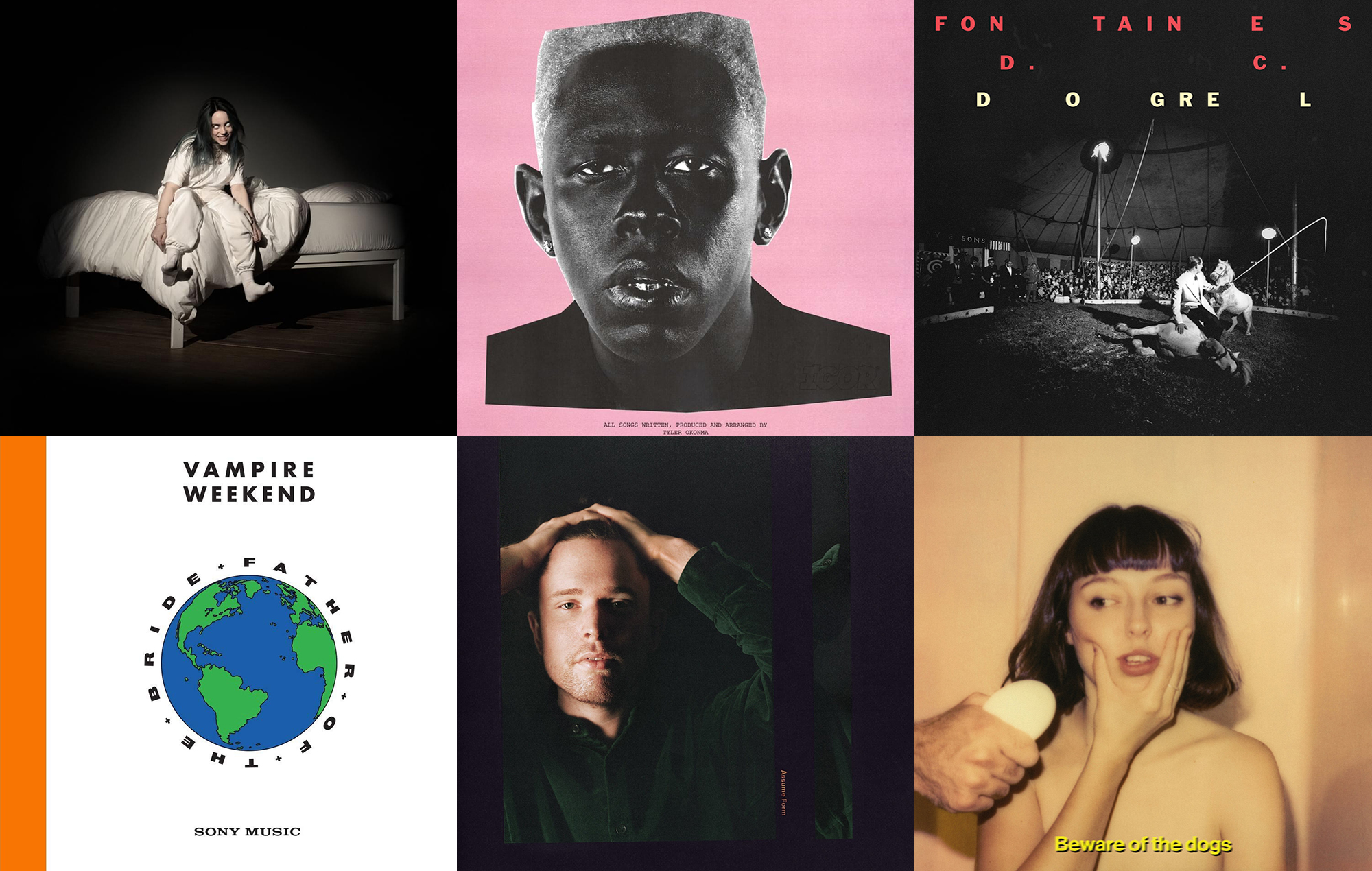 Best Album Of 2019 The best albums of 2019 (so far!)