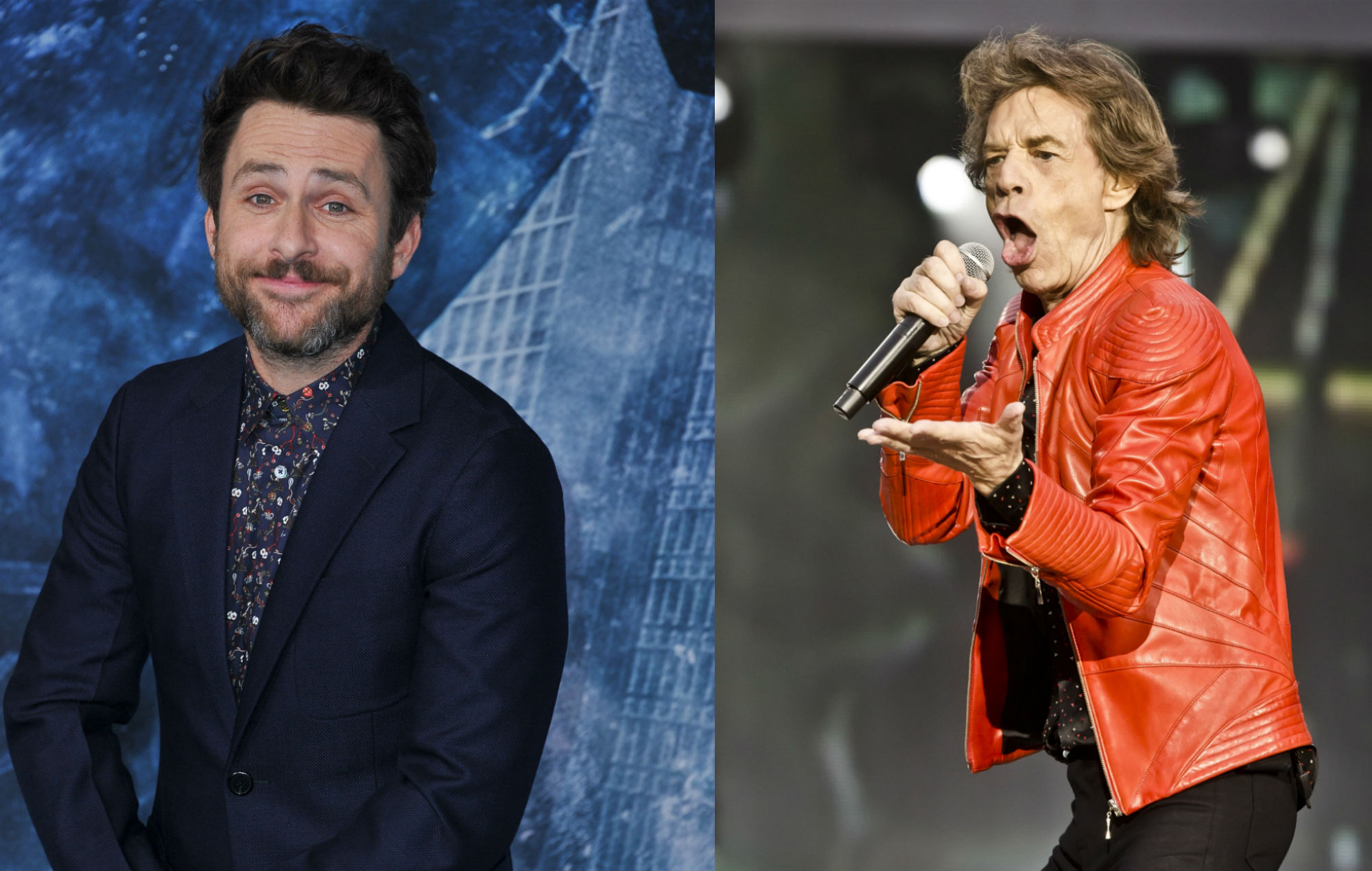 39 it 39 s always sunny in philadelphia 39 39 s charlie day offers mick jagger his 39 casio piano 39 song. Black Bedroom Furniture Sets. Home Design Ideas