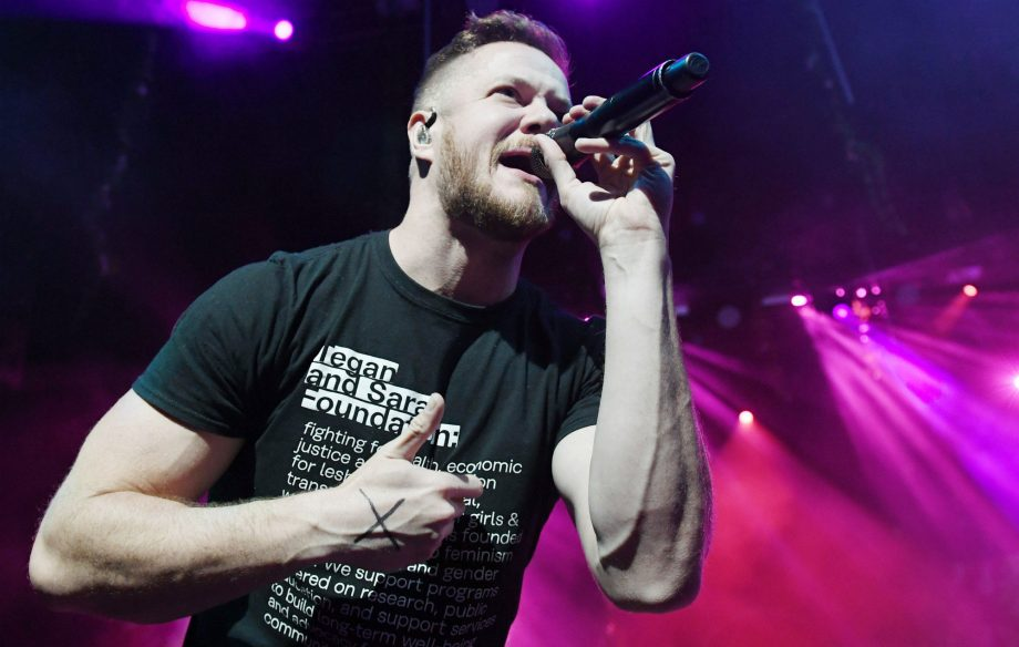 """Stand up for equality"": Imagine Dragons' Dan Reynolds calls on religious leaders to condemn conversion therapy"