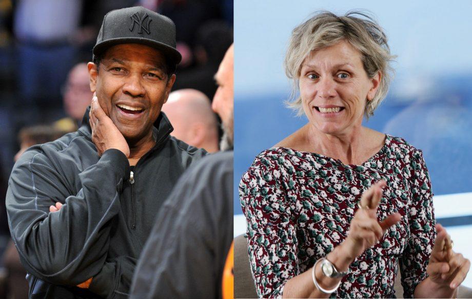 Denzel Washington and Frances McDormand to star in Joel Coen's 'Macbeth' film