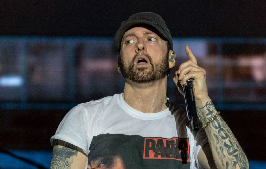 Eminem releases new merchandise to mark 10 years of 'Relapse'