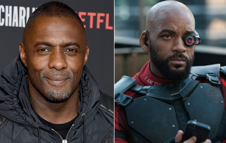 "Idris Elba ""to replace Will Smith"" as Deadshot in Suicide Squad sequel"